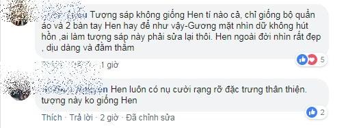 'Giật bắn người' khi thấy tượng sáp của Hoa hậu H'Hen Niê - Ảnh 6
