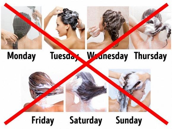 Đừng đổ lỗi cho việc uốn nhuộm khiến mái tóc hư tổn bởi nguyên nhân dễ đến từ việc quá chăm chỉ gội đầu - Ảnh 1