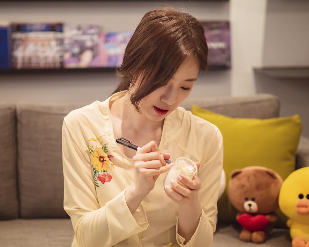 Mỹ nhân nhóm T-ara dịu dàng, đằm thắm như cô Tấm trong tà áo bà ba Việt Nam - Ảnh 4