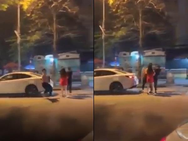 Bắt gặp bố đi cùng tình trẻ còn đánh mẹ, con trai đập nát ô tô gào thét phẫn uất: 'Con thà mất bố còn hơn' - Ảnh 1