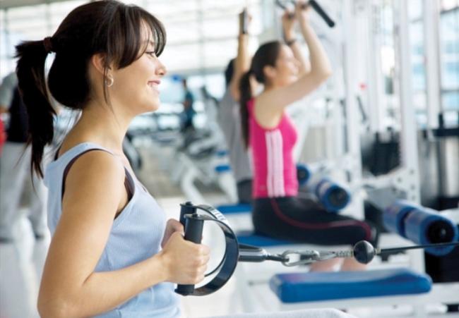 Tập thể dục giúp bạn quyến rũ hơn - Ảnh 1