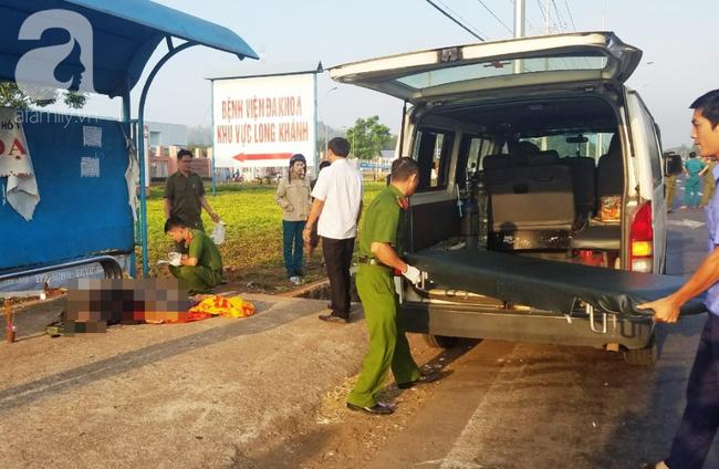 Thương tâm: Buồn chuyện gia đình, người đàn ông Đồng Nai uống thuốc trừ sâu chết ở trạm xe buýt gần bệnh viện - Ảnh 3