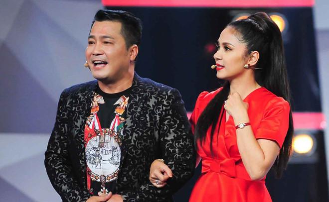 Việt Trinh tố Lý Hùng 'dê' ở lần đầu đóng chung phim - Ảnh 1
