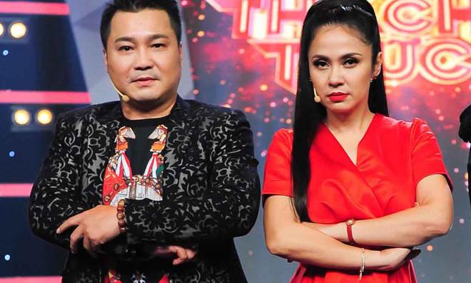 Việt Trinh tố Lý Hùng 'dê' ở lần đầu đóng chung phim - Ảnh 2