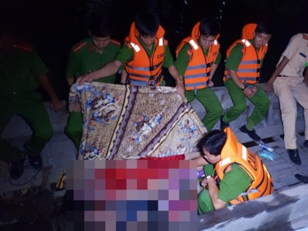 Thương tâm cảnh 3 mẹ con ôm nhau chết trong cabin khi sà lan bị lật trong đêm - Ảnh 1
