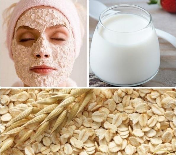 Tự tay làm mặt nạ dưỡng da ban đêm đơn giản tại nhà, mặt sạch mụn, lỗ chân lông se khít - Ảnh 3