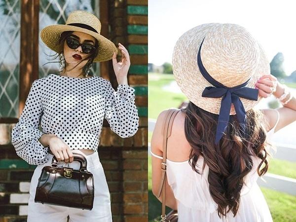 5 kiểu mũ nhất định phải có trong tủ đồ để ngày hè thêm rực rỡ - Ảnh 4