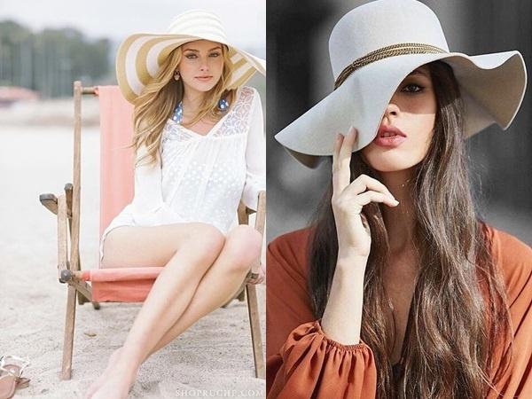 5 kiểu mũ nhất định phải có trong tủ đồ để ngày hè thêm rực rỡ - Ảnh 5