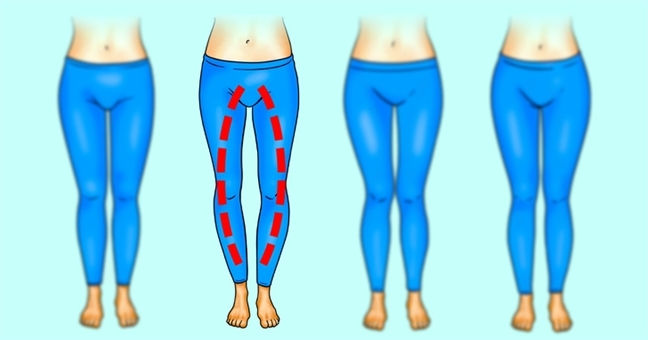 Bạn cần chọn bài tập thể dục nào cho đôi chân của mình? - Ảnh 1