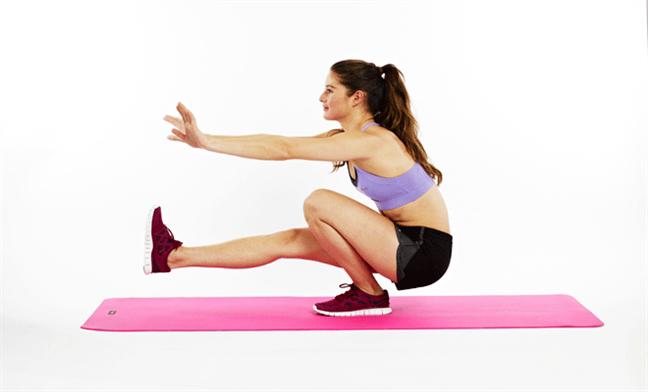Bạn cần chọn bài tập thể dục nào cho đôi chân của mình? - Ảnh 2