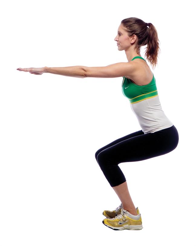 Bạn cần chọn bài tập thể dục nào cho đôi chân của mình? - Ảnh 12