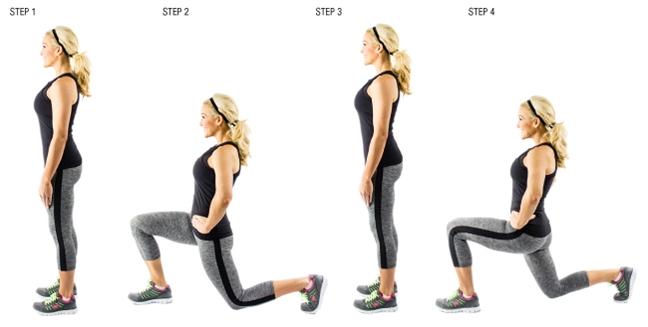 Bạn cần chọn bài tập thể dục nào cho đôi chân của mình? - Ảnh 16