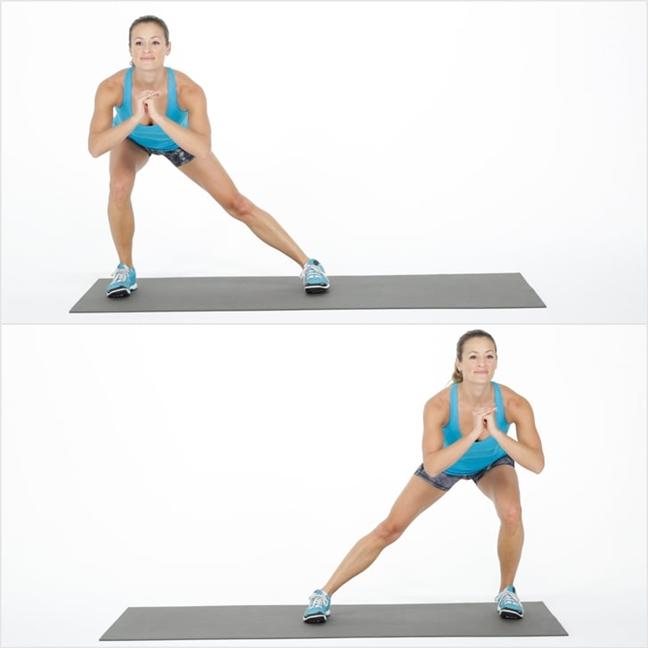Bạn cần chọn bài tập thể dục nào cho đôi chân của mình? - Ảnh 6