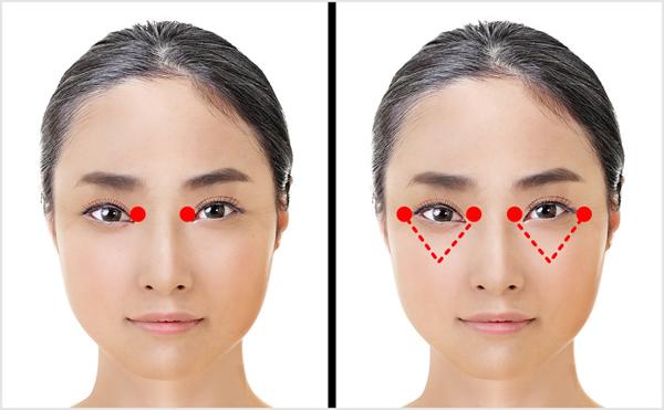 Kỹ thuật massage có tuổi đời hơn 100 năm của Nhật giúp trẻ hóa mắt - Ảnh 4