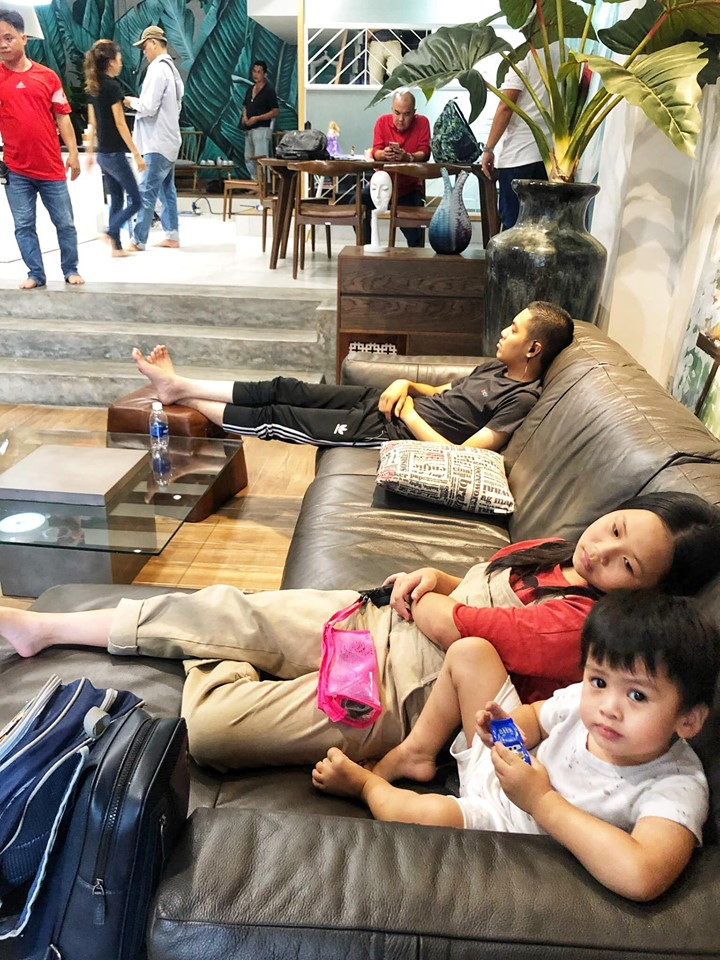 Bận bù đầu vẫn chăm con cực khéo, Thanh Bình khiến dân mạng phải thốt lên 'ông bố của năm' đây rồi - Ảnh 6