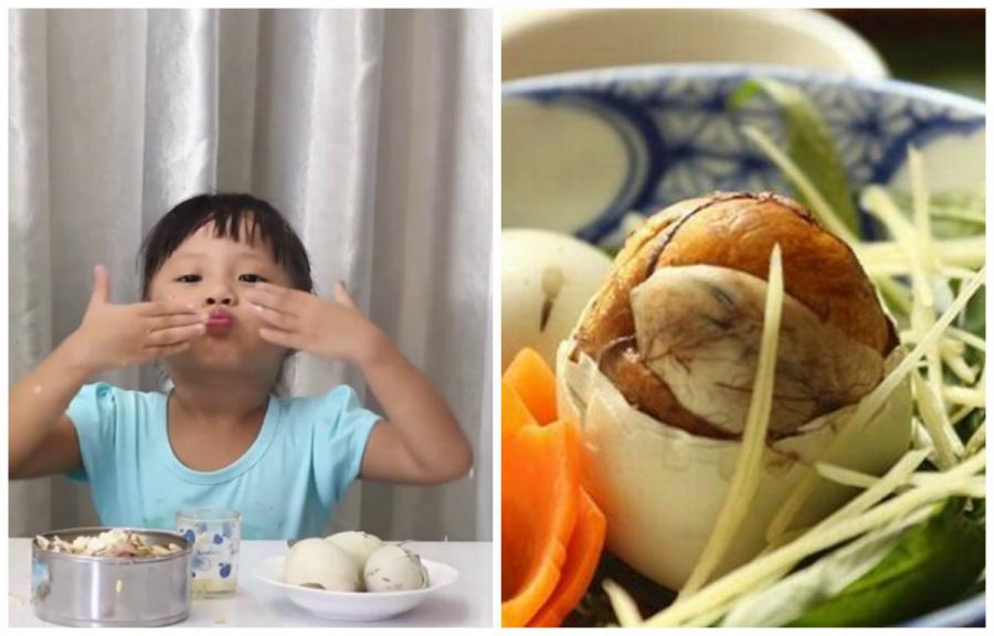 Cho trẻ ăn trứng vịt lộn tưởng bổ béo hóa ra con rước bệnh, hối hận không kịp - Ảnh 2