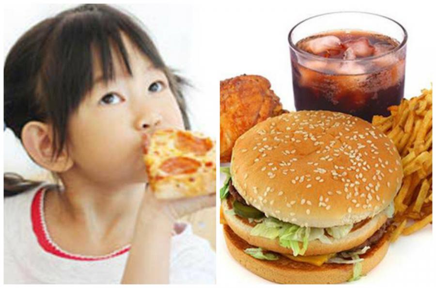 """Đồ ăn nhanh trẻ nào cũng thích: Mẹ thương con dạy trẻ tránh xa, """"đừng để mất bò mới lo làm chuồng"""" - Ảnh 2"""