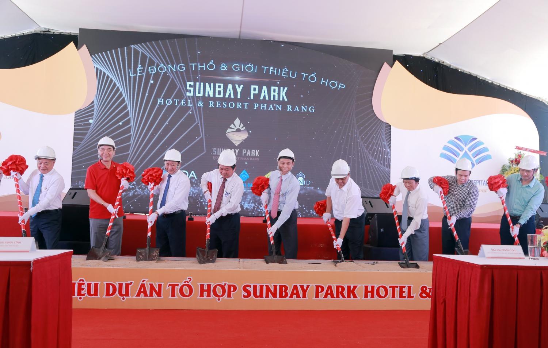 """""""Loạn"""" thông tin rao bán dự án SunBay Park Hotel & Resort Phan Rang trái luật - Ảnh 1"""