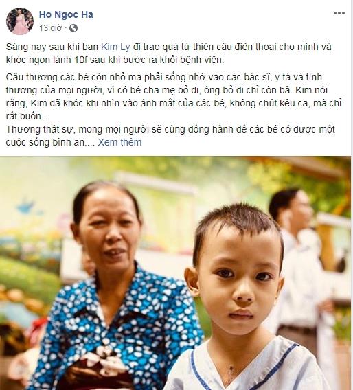 Lần đầu tiên sau nhiều năm yêu nhau, Kim Lý khóc nức nở gọi điện cho Hà Hồ để bày tỏ điều này - Ảnh 4