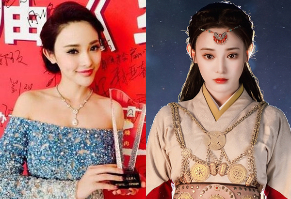 Nổi tiếng nhờ nhan sắc vạn người mê, Bành Tiểu Nhiễm khiến netizen 'bật ngửa' khi để lộ hình ảnh trước khi 'dao kéo' - Ảnh 5