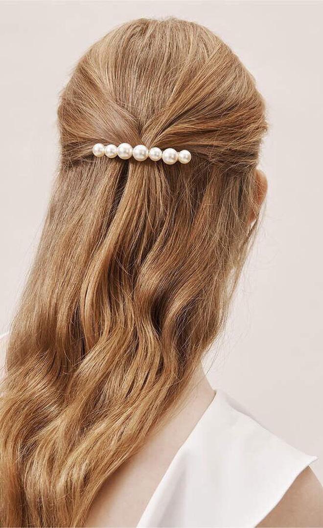 3 kiểu tóc buộc vội cũng đẹp mê ly, chị em công sở ngại gì mà không thử luôn - Ảnh 5