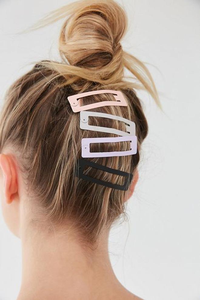 3 kiểu tóc buộc vội cũng đẹp mê ly, chị em công sở ngại gì mà không thử luôn - Ảnh 9