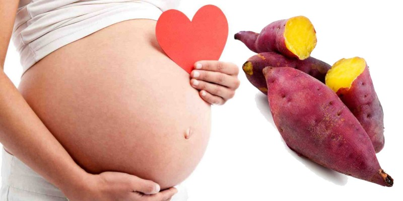 Mẹ bầu ăn khoai lang tốt như thuốc bổ: Tăng sức đề kháng, giảm dị tật thai nhi tội gì không thử - Ảnh 1