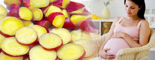 Mẹ bầu ăn khoai lang tốt như thuốc bổ: Tăng sức đề kháng, giảm dị tật thai nhi tội gì không thử - Ảnh 2