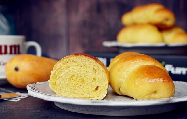 Thử ngay công thức làm bánh mì xoài mềm ngọt thơm lừng - Ảnh 6