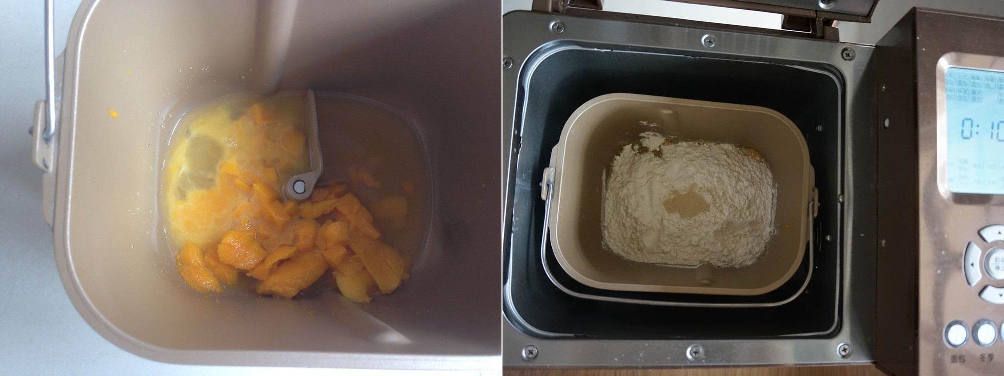 Thử ngay công thức làm bánh mì xoài mềm ngọt thơm lừng - Ảnh 1