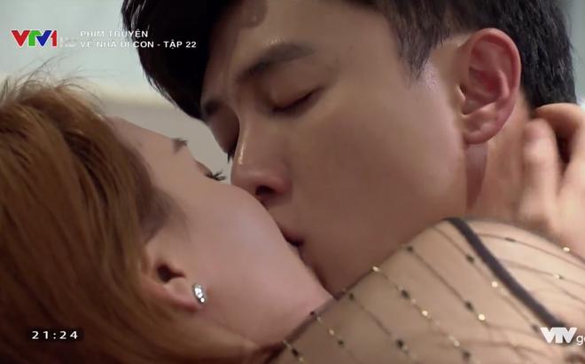 Quốc Trường: Tôi phải hôn Bảo Thanh tới 10 lần một cảnh, còn Quỳnh Nga là 6 lần - Ảnh 4
