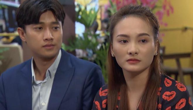 Quốc Trường: Tôi phải hôn Bảo Thanh tới 10 lần một cảnh, còn Quỳnh Nga là 6 lần - Ảnh 6