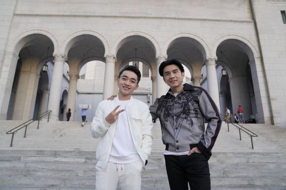 Không chỉ tích cực mời mọc chụp ảnh selfie, Phi Nhung còn múa minh hoạ cho Đan Trường - Ảnh 7