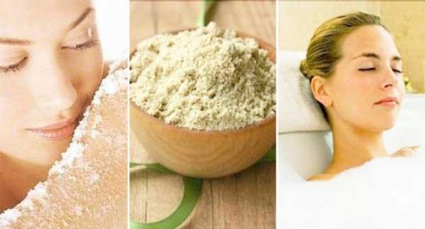 Không cần đi spa tốn kém, tắm cám gạo để da trắng như Bạch Tuyết - Ảnh 1