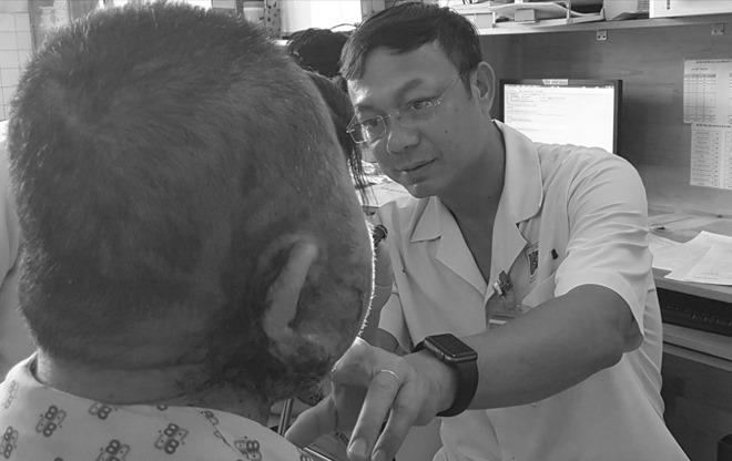 Lỡ thời gian vàng chữa ung thư do uống thuốc nam - Ảnh 1