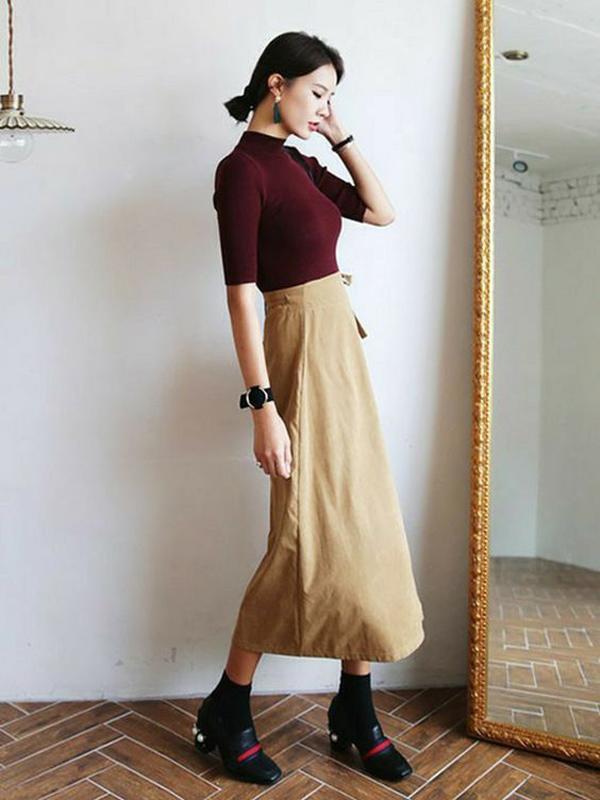 5 cách tận dụng váy midi khiến chị em đi làm, đi chơi đều nổi nhất hội - Ảnh 4