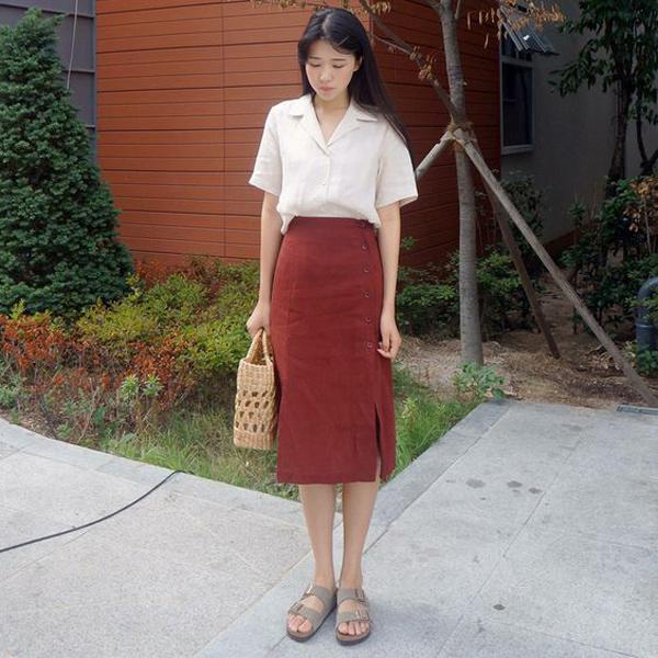 5 cách tận dụng váy midi khiến chị em đi làm, đi chơi đều nổi nhất hội - Ảnh 9