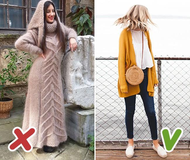 7 kiểu trang phục mùa thu mà nhiều chị em tưởng là sành điệu nhưng thật ra lại là sai lầm trầm trọng - Ảnh 5