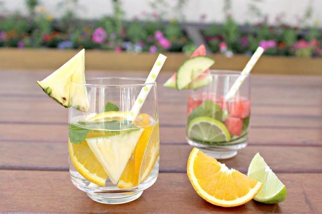 Mách bạn cách làm nước detox đẹp da, giải nhiệt mùa hè - Ảnh 3