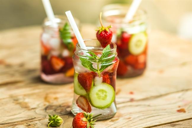 Mách bạn cách làm nước detox đẹp da, giải nhiệt mùa hè - Ảnh 5