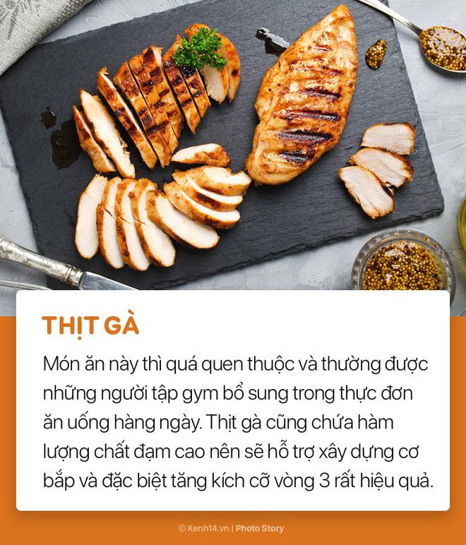 Ngoài tập luyện mỗi ngày, đừng bỏ qua những thực phẩm này để có vòng 3 săn chắc và quyến rũ - Ảnh 6