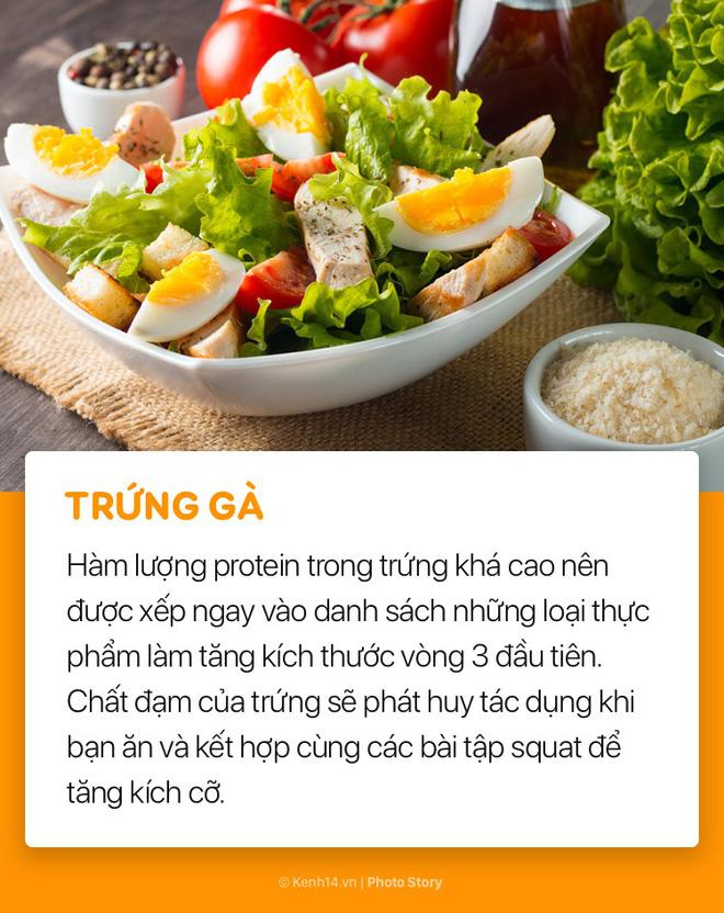 Ngoài tập luyện mỗi ngày, đừng bỏ qua những thực phẩm này để có vòng 3 săn chắc và quyến rũ - Ảnh 7