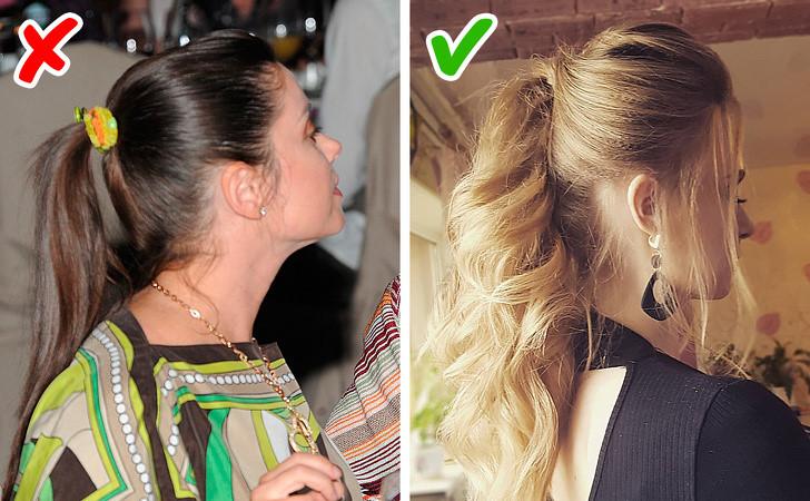 Những sai lầm khi tạo kiểu tóc khiến phái nữ trở nên kém sang - Ảnh 2