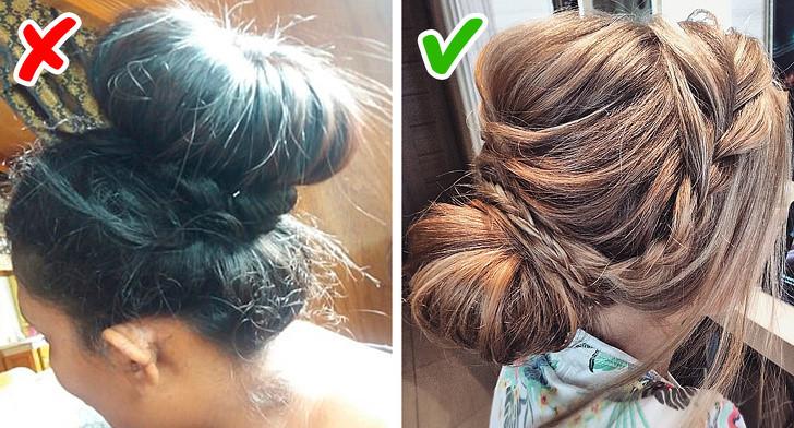 Những sai lầm khi tạo kiểu tóc khiến phái nữ trở nên kém sang - Ảnh 3