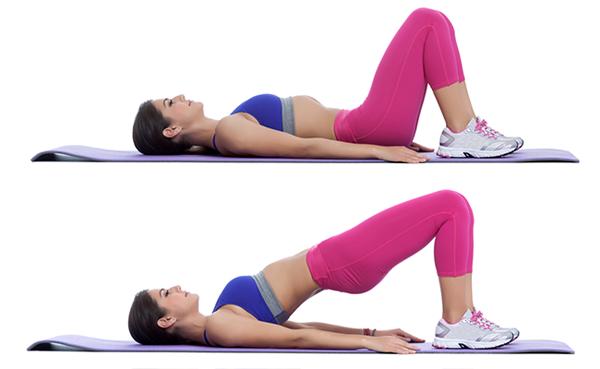 8 động tác giúp giảm đau lưng, tiêu diệt mỡ thừa vùng lườn - Ảnh 1
