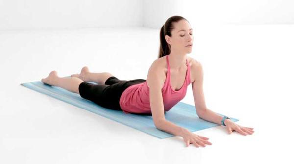 8 động tác giúp giảm đau lưng, tiêu diệt mỡ thừa vùng lườn - Ảnh 7