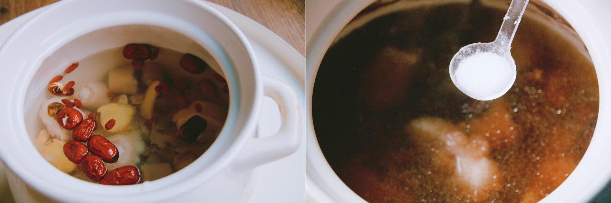 Bồi bổ cơ thể cho cả nhà với món đuôi heo hầm đậu đỏ ngon mê tơi - Ảnh 4