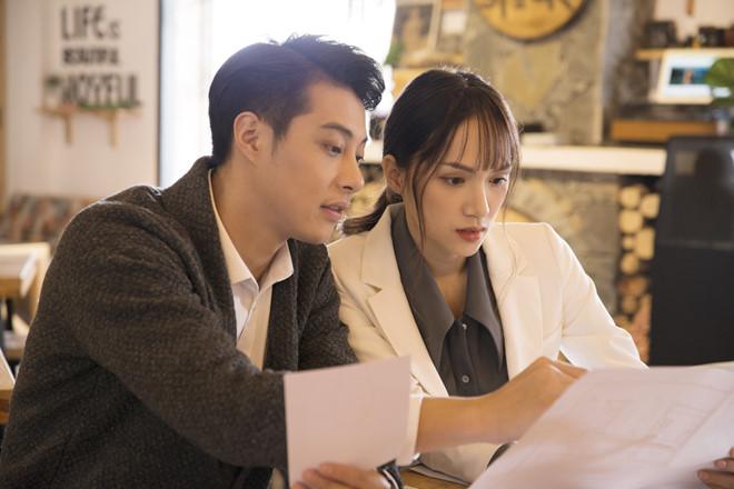Hot boy The Face Thái và Hương Giang Idol vướng tình tay ba trong MV - Ảnh 1