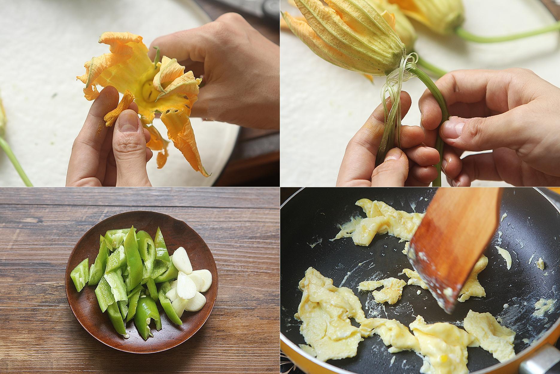 2 món ngon dễ làm từ hoa bí cho bữa tối thêm phong phú - Ảnh 5