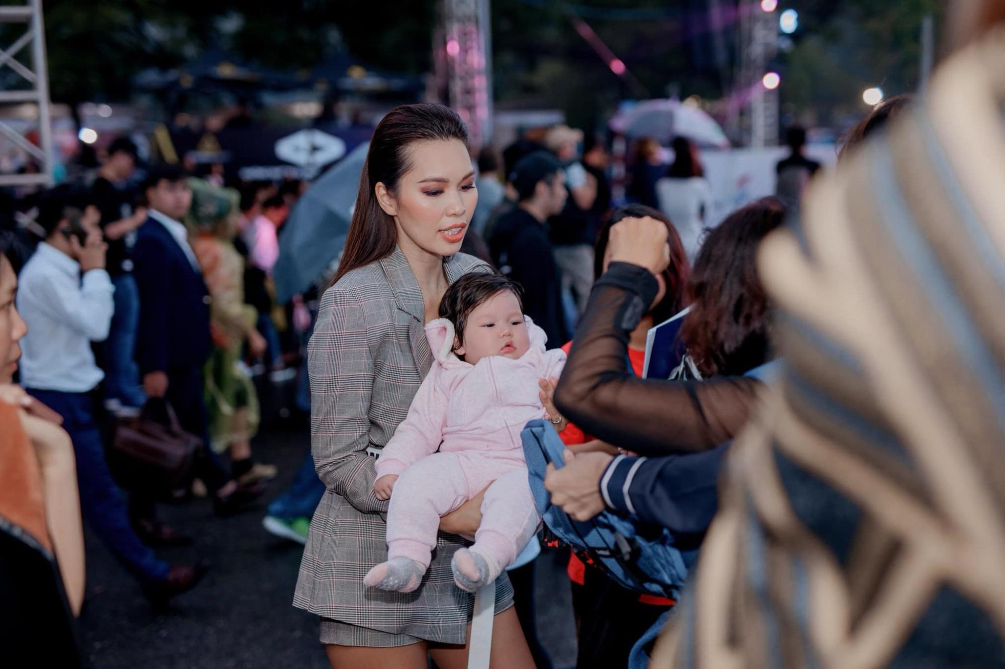 Siêu mẫu Hà Anh nói gì về nghi vấn mua giải tại Hoa hậu Trái đất? - Ảnh 3